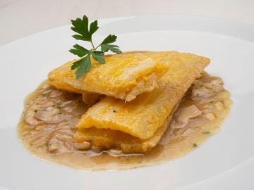 Receta de pencas rellenas de queso, de Karlos Arguiñano