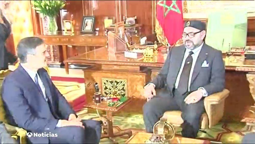 Pablo Iglesias se cae del viaje de Pedro Sánchez a Marruecos