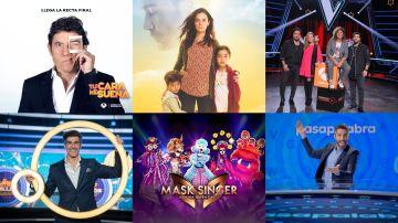 Antena 3 prepara una Navidad muy especial con una potente programación de entretenimiento, especiales y ficción
