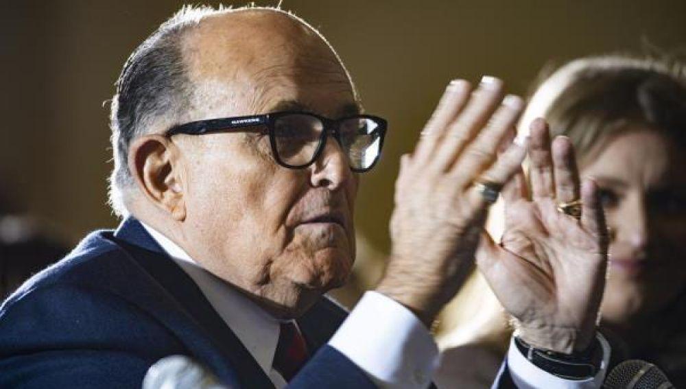 Imagen de archivo de Rudy Giuliani