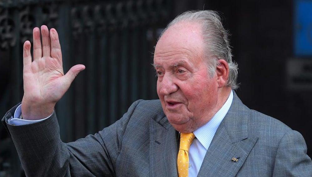 A3 Noticias 1 (07-12-20) El Rey don Juan Carlos quiere volver a España por Navidad y Zarzuela estudia la situación