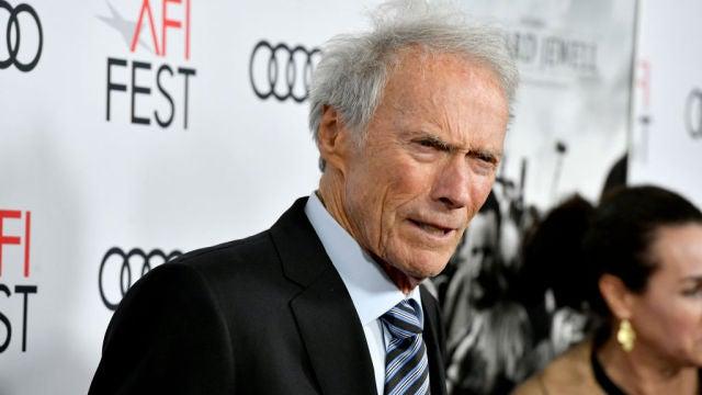 El director Clint Eastwood