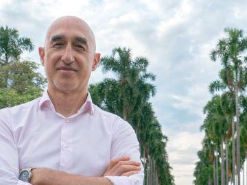 Jesús Quintana, español secuestrado en Colombia