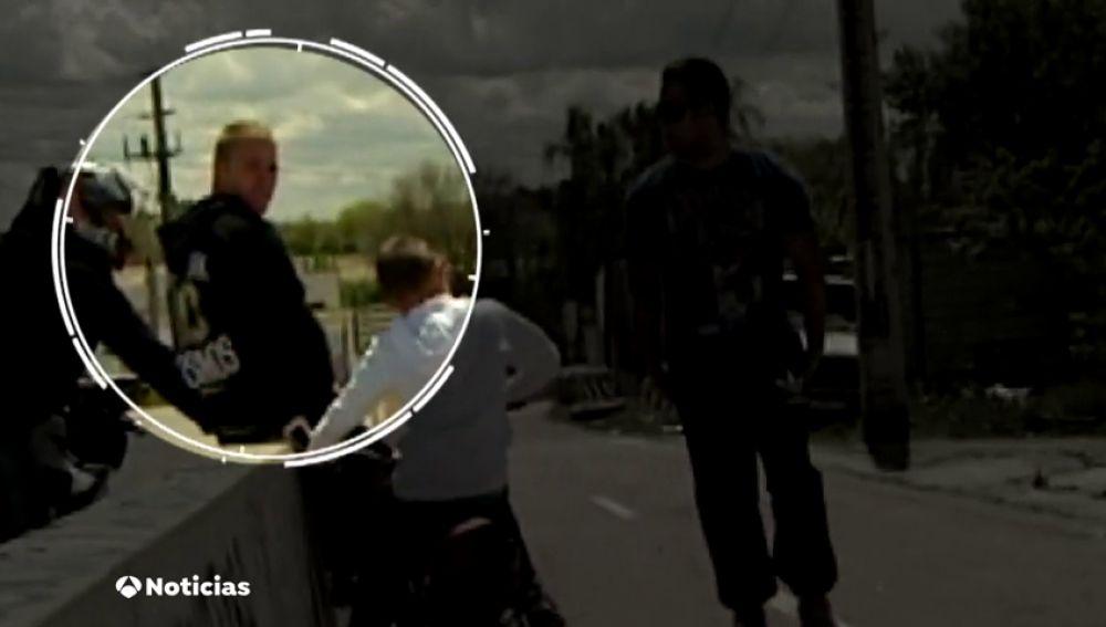 """Las imágenes de la espectacular fuga de """"el Piojo"""" y su hermano de la cárcel de Valdemoro"""