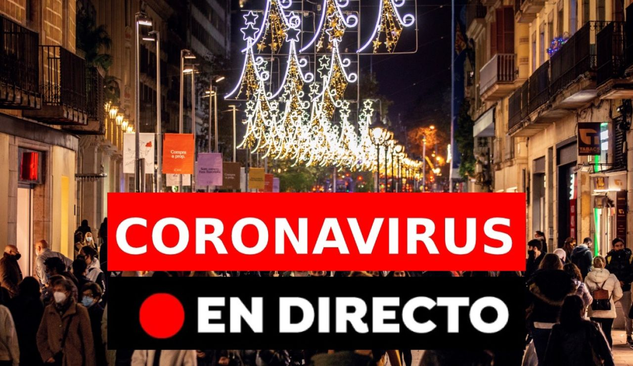 Última hora coronavirus 8 de diciembre