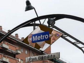 Metro Pan Bendito