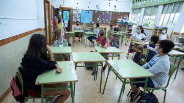 Resultados del estudio TIMSS 2019 a alumnos de 4º de Primaria