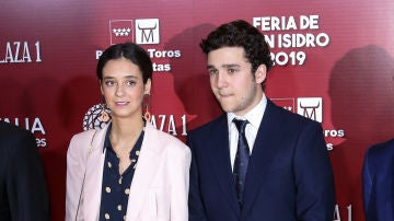Los nietos del Rey Juan Carlos: Victoria Federica y Froilán