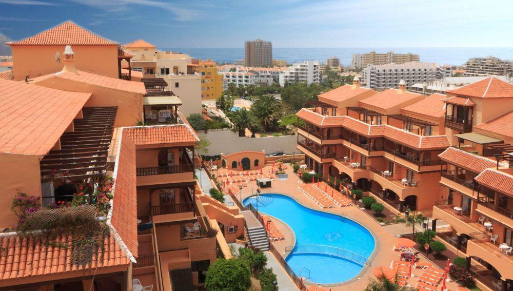 Hotel de la cadena Coral Hotels en Canarias
