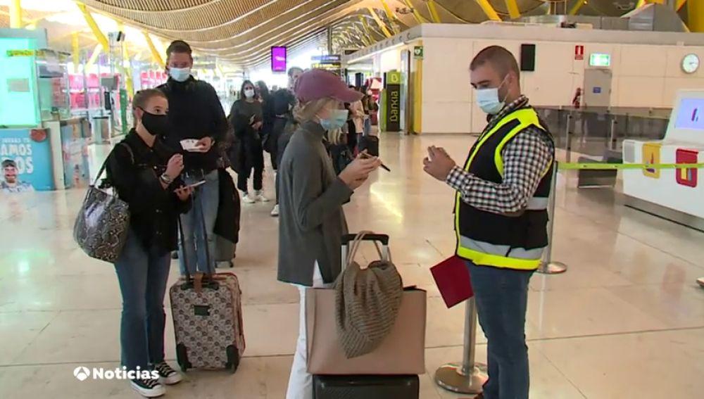 Los menores de 6 años no necesitarán prueba de coronavirus para entrar en España