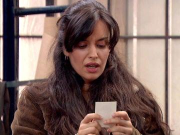 Loreto entra en pánico ante una fotografía de Marisol