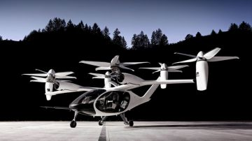 Uber vende su división de taxis voladores a Joby Aviation