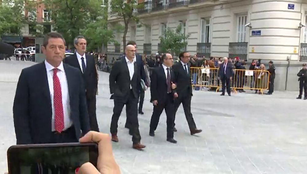El indulto a los condenados por el 'procés' se cruza en las negociaciones para renovar el CGPJ