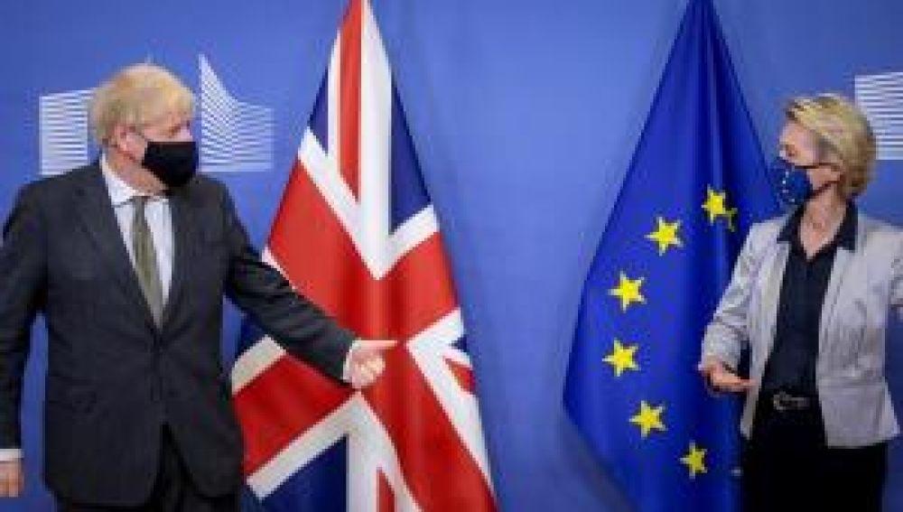 El Plan B de Bruselas por si no hay acuerdo para el Brexit el 1 de enero