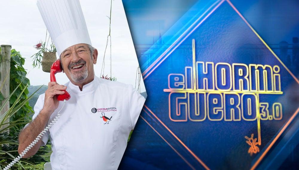 El jueves Karlos Arguiñano pone la guinda a la semana de 'El Hormiguero 3.0'