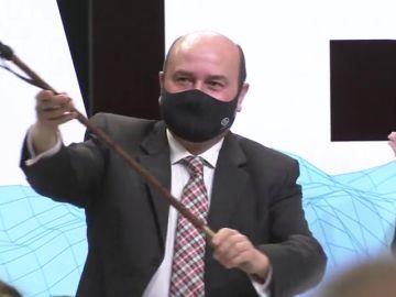 El PNV revalida el mandato de Andoni Ortuzar