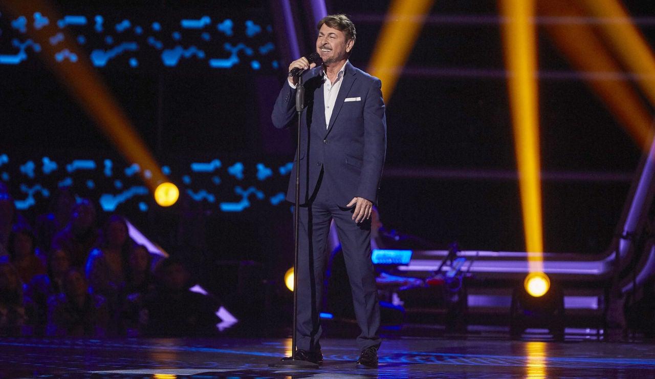 Alfonso Pahino canta 'Insurreción' en las Audiciones a ciegas de 'La Voz Senior'