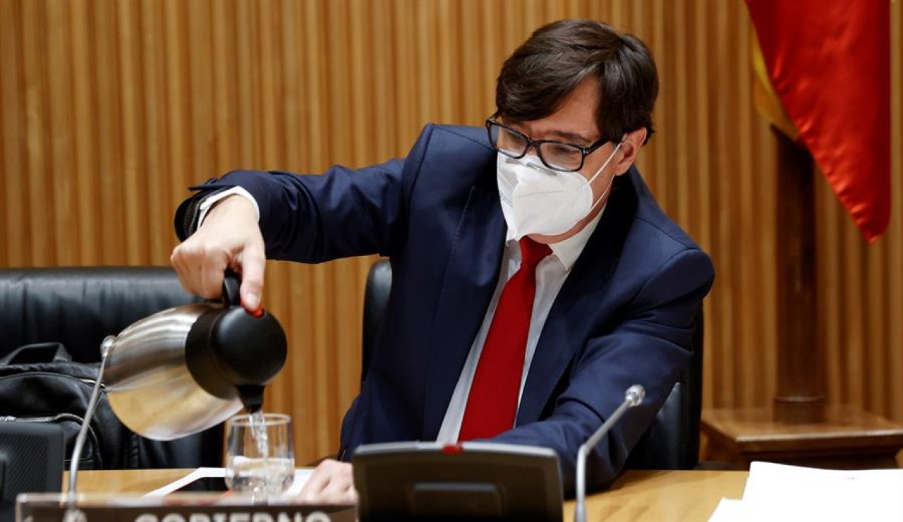 Salvador Illa le pone fecha final al uso de la mascarilla