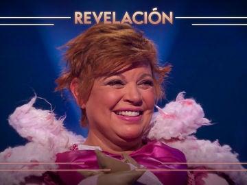 Mask Singer: adivina quién canta - Terelu Campos, detrás de la máscara de la Cerdita