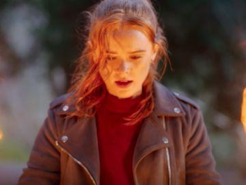 Abigail Cowen en 'Destino: la saga Winx'