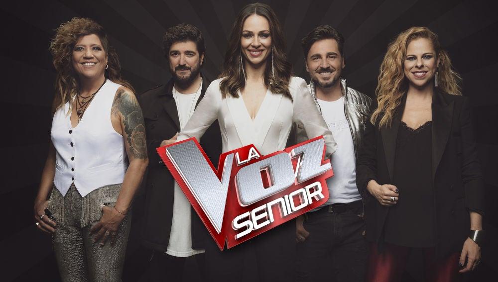 ¡Así comienza 'La Voz Senior'! Esta noche, regresa la ilusión, los nervios y ganas de disfrutar al máximo