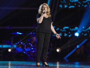 Juana Zamora canta 'Marinero de luces' en las Audiciones a ciegas de 'La Voz Senior'