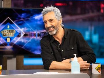 """Juan del Val cumple con su promesa en 'El Hormiguero 3.0': """"Muy George Clooney"""""""