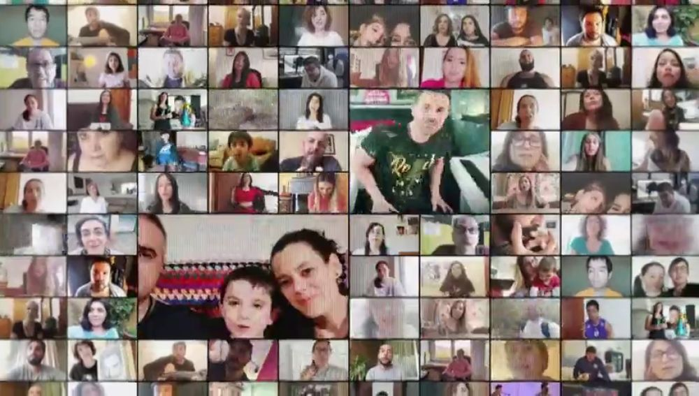 'El mundo fuera', el confinamiento por el coronavirus reflejado por Alejandro Sanz en un documental