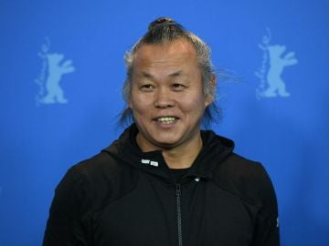 El director coreano Kim Ki-duk