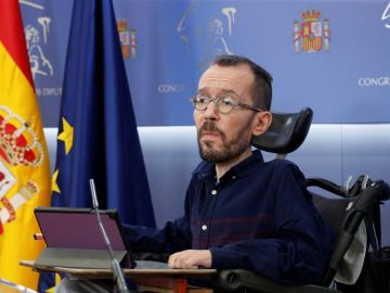 Unidas Podemos pide una comisión de investigación sobre las tarjetas opacas del rey emérito Juan Carlos I