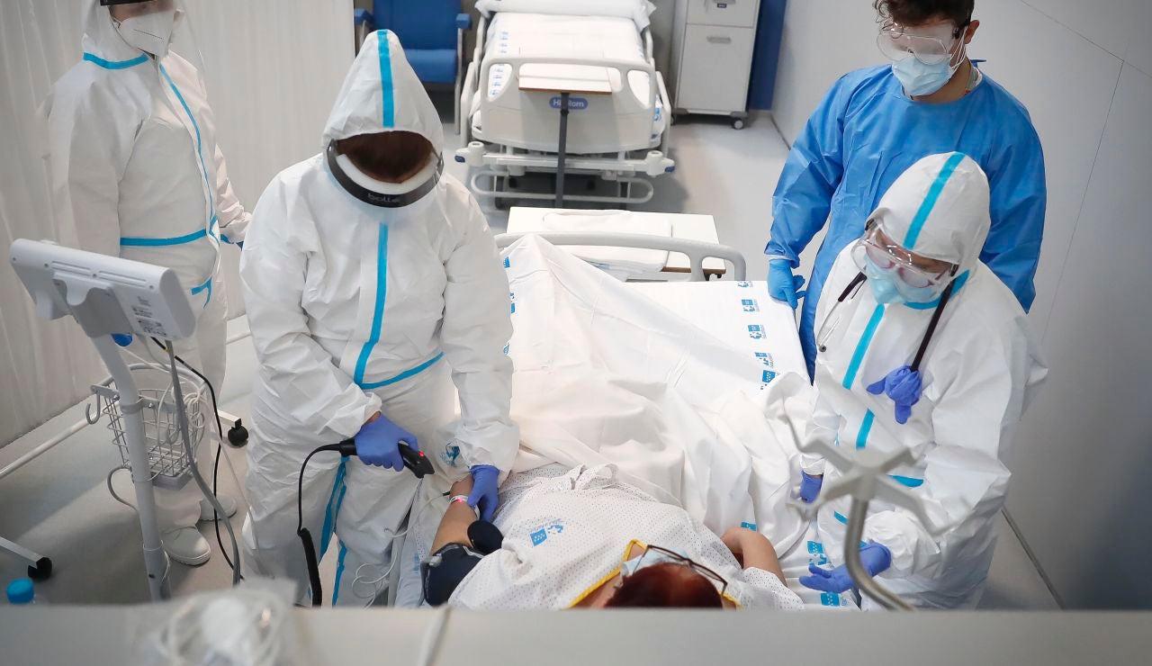 Así son las instalaciones del Hospital Isabel Zendal