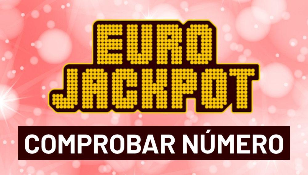 Comprobar Eurojackpot: Resultado del sorteo de hoy en directo