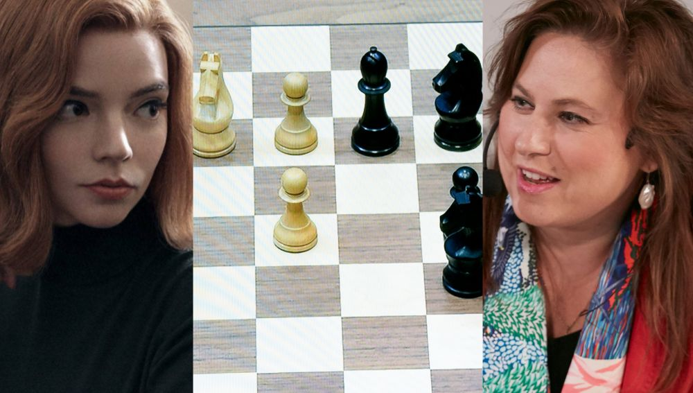"""Judit Polgár, la maestra del 'gambito de dama' que derrotó a Kaspárov: """"Me reconocieron como una más de ellos"""""""