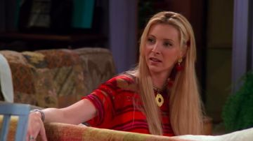 Lisa Kudrow como Phoebe en 'Friends'