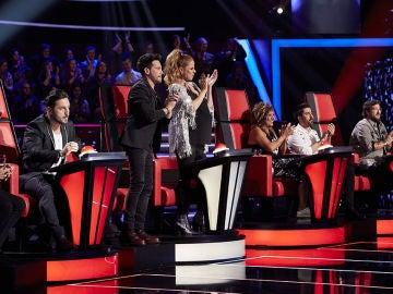 El próximo jueves y viernes, a punto de cumplir sueños en la Semifinal de 'La Voz Senior' en Antena 3
