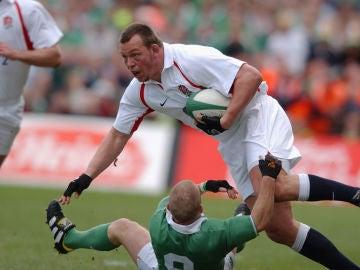 """Steve Thompson tiene demencia precoz con solo 42 años: """"No recuerdo haber ganado el Mundial de Rugby"""""""