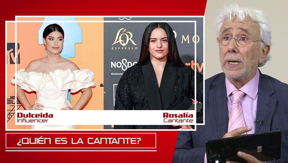Los talents de 'La Voz Senior' se divierten adivinando los cantantes más actuales: ¿¡Pero estos quiénes son!?