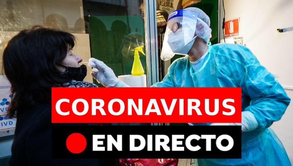 Medidas de Navidad en Andalucía, Valencia, Castilla y León, cierres perimetrales y última hora del coronavirus en España hoy