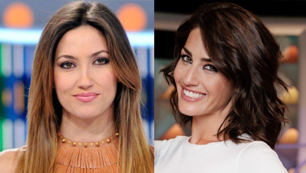 Paloma López y Laura Moure