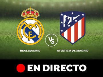 Real Madrid - Atlético de Madrid: Resultado y goles del partido de hoy, en directo   Liga Santander