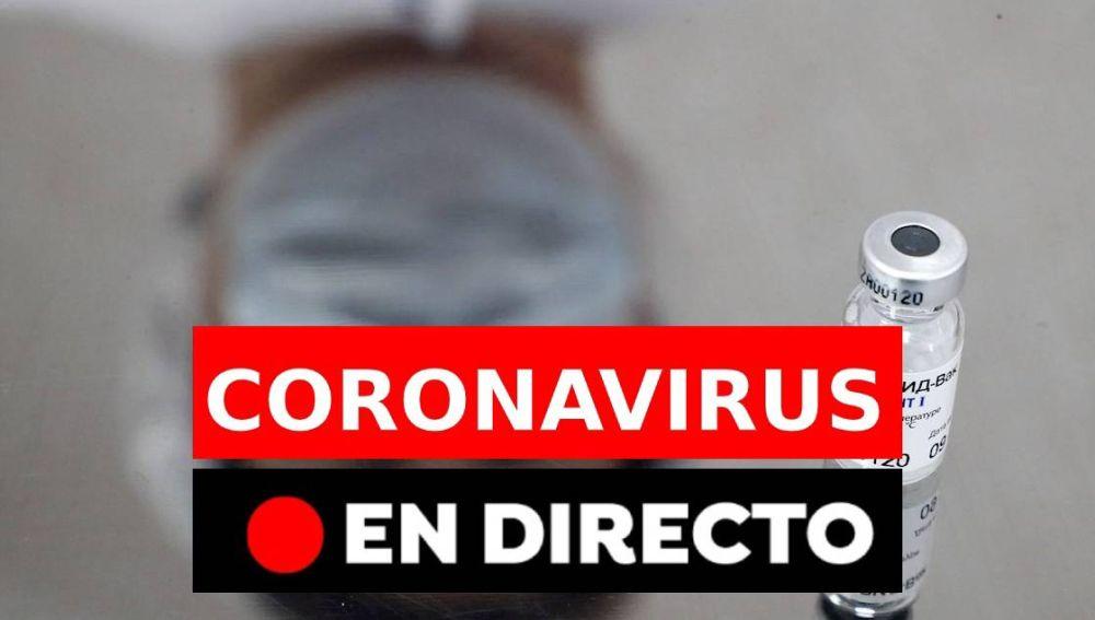 Coronavirus en España hoy, restricciones, confinamientos y última hora del plan de Navidad, en directo