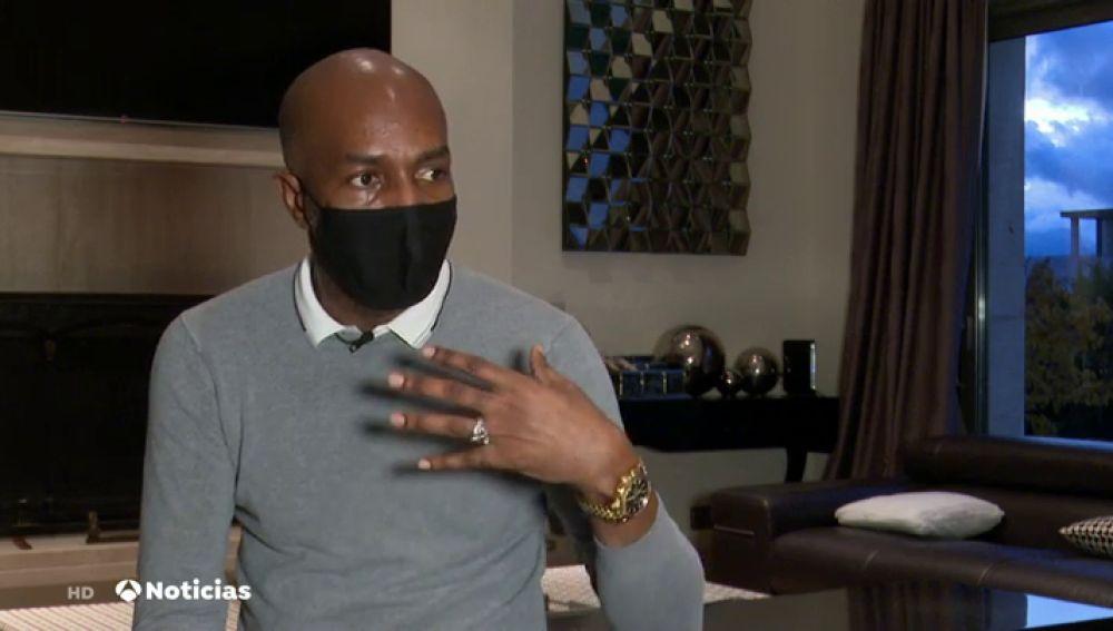 """El príncipe africano de Benín tras organizar una fiesta ilegal en Madrid: """"Las cosas se escaparon de mi control"""""""