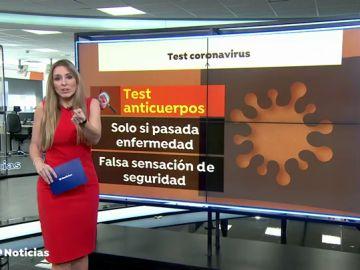 ¿Qué test de coronavirus debería hacerse cada persona antes de ver a sus familiares en Navidad?