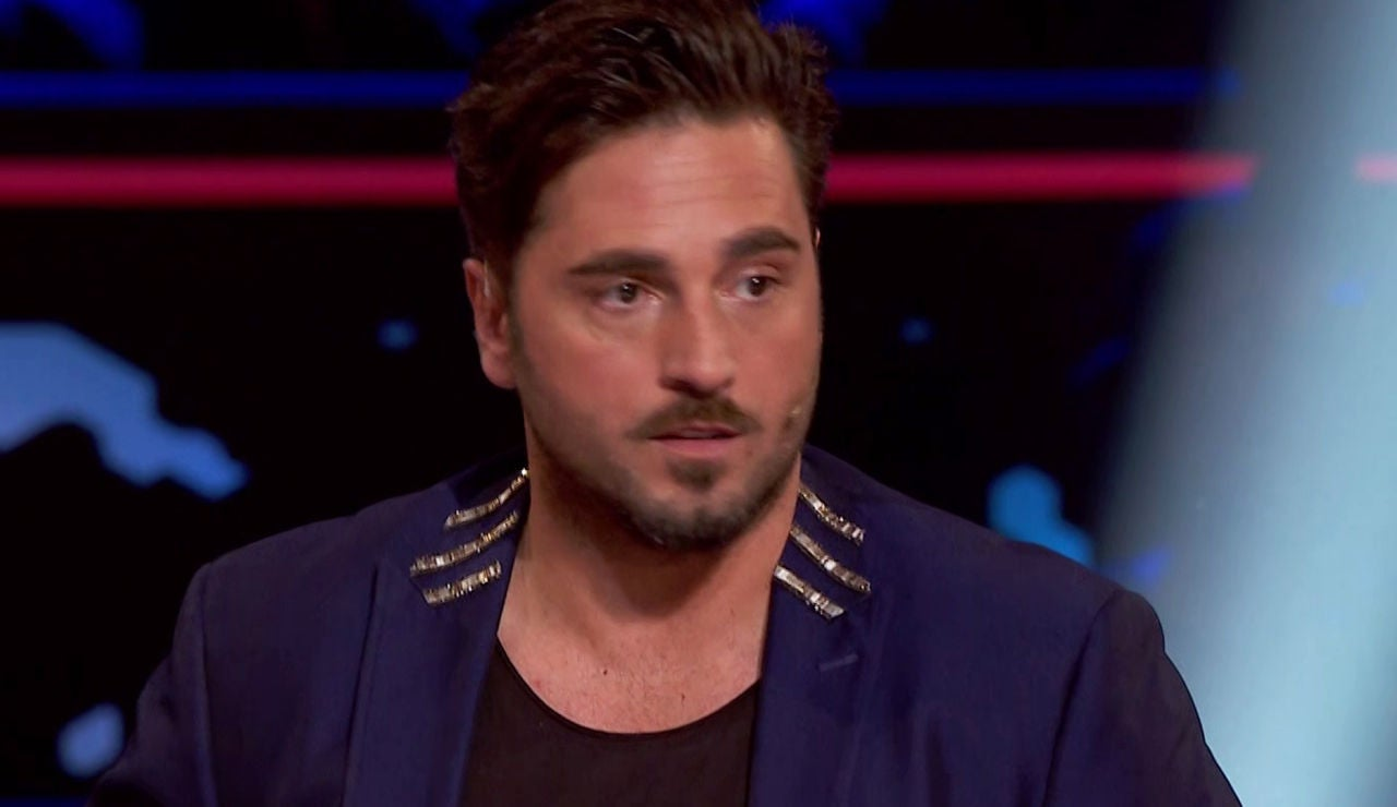 David Bustamante alucina con la reacción de un talent al no elegirle como coach en 'La Voz Senior'