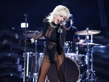 Nerea Rodríguez nos enseña su 'Heart of glass' como Miley Cyrus
