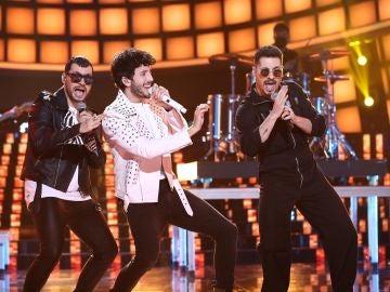 Gemeliers ponen la fiesta como Mau y Ricky junto a Sebastián Yatra cantando 'Ya no tiene novio'