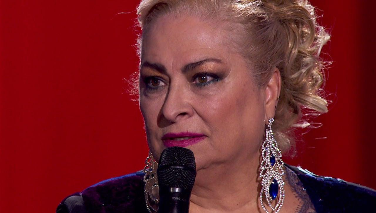 La respuesta de Soledad Luna que desata las risas de David Bustamante, Pastora Soler, Antonio Orozco y Rosana en 'La Voz Senior'