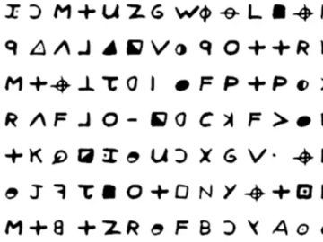 Mensaje en código del asesino del Zodíaco