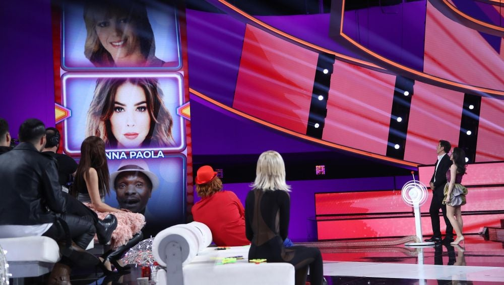 Danna Paola, Bruce Springsteen y Loquillo entre los artistas invitados de la próxima gala de 'Tu cara me suena'