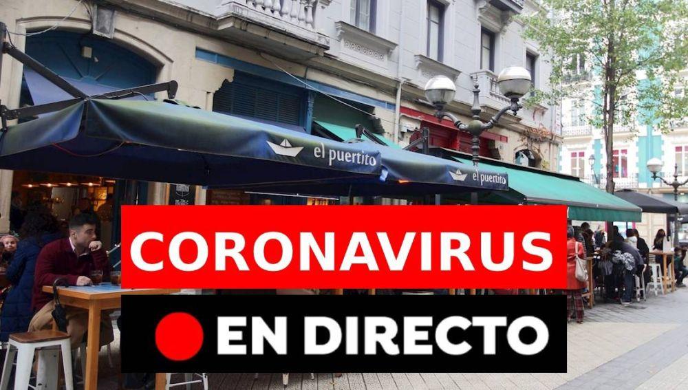 Coronavirus en España hoy: restricciones, contagios, datos y última hora del plan de Navidad, en directo